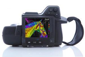 FLIR T serie infraroodcamera