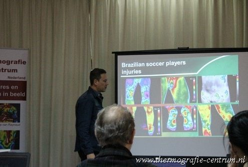 cursus medische thermografie / sport blessures