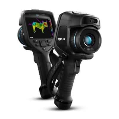 FLIR infraroodcamera voor thermografie bij paarden, honden en overige dieren