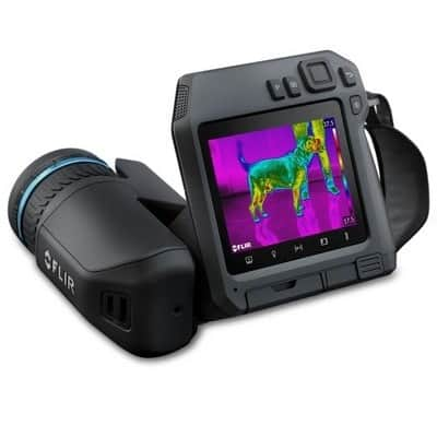 Veterinaire thermografie FLIR T540