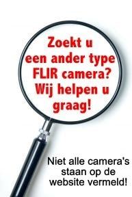 zoekt u een ander type infraroodcamera?